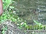 army sex, gay fuck, latino best, naked, outdoor sex, twink, uniform