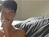 bareback sex, chinese, cock, cum, cumshot, facial, foot hq, gay fuck